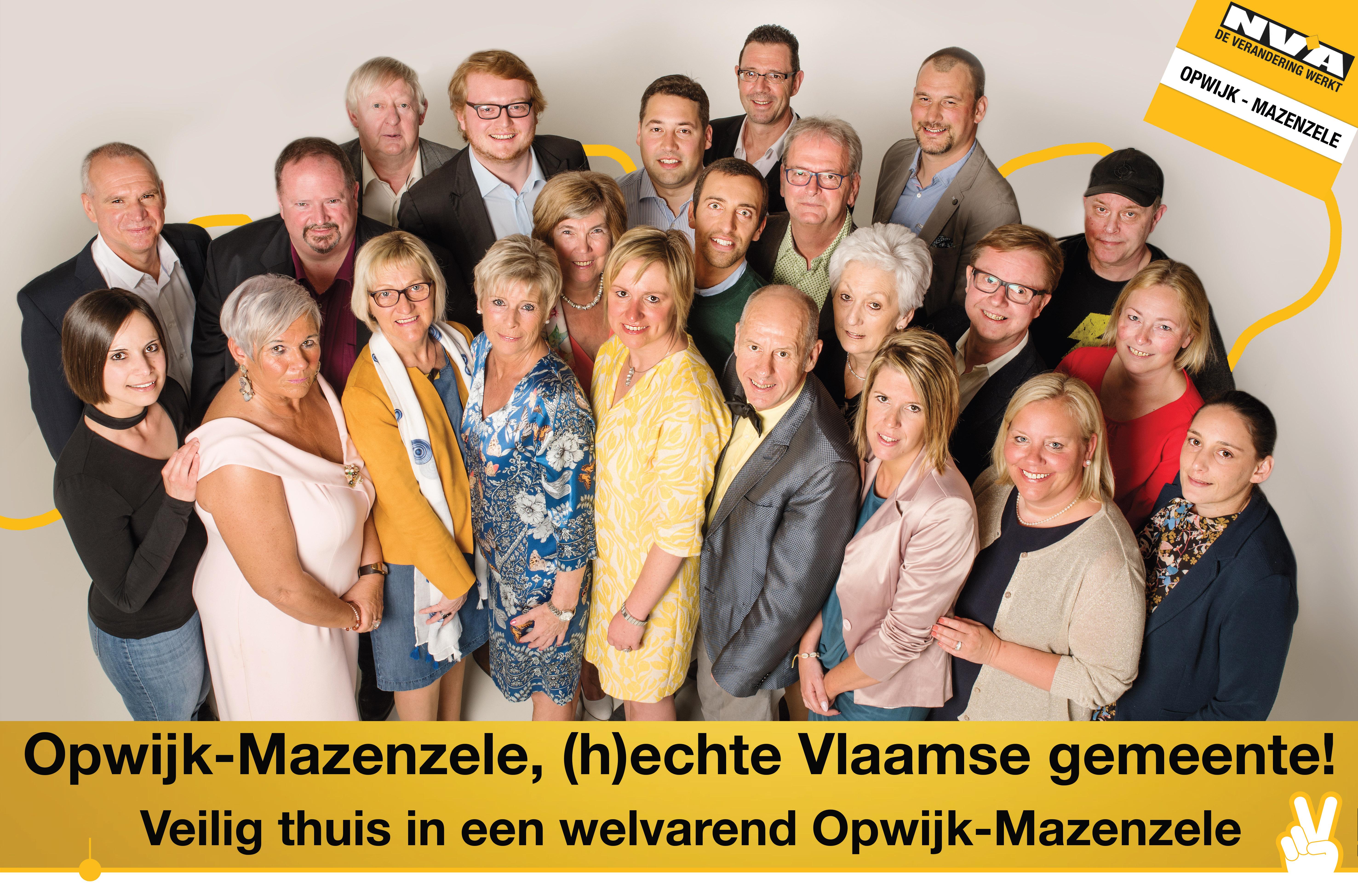 (h)echte Vlaamse gemeente