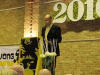 Voorzitter speech op de receptie N-VA Opwijk-Mazenzele